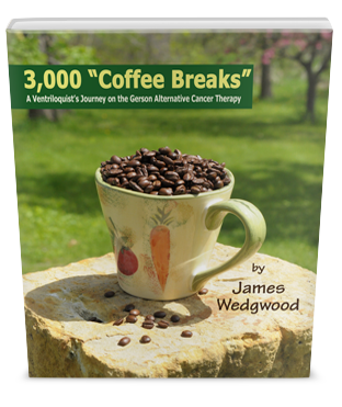 3,000 Coffee Breaks by James Wedgwood